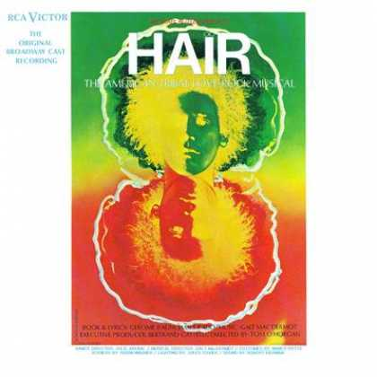 Soundtracks - Hair - Original Broadway Soundtrack