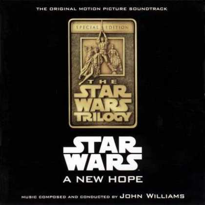 Soundtracks - Star Wars Trilogy Soundtrack