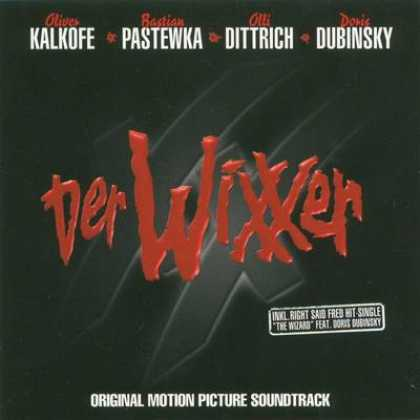 Soundtracks - Der Wixxer Soundtrack