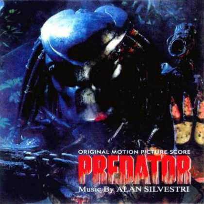 Soundtracks - Predator Soundtrack