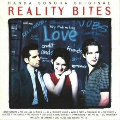 Soundtracks - Reality Bites Soundtrack