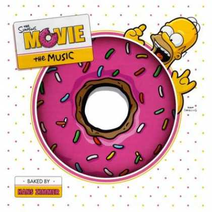 Soundtracks - The Simpsons Movie - The Music (2007)