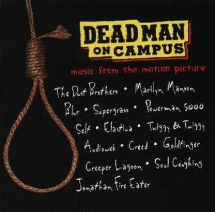 Soundtracks - Dead Man On Campus