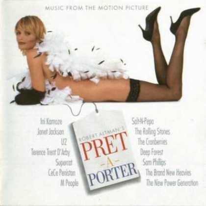 Soundtracks - Pret A Porter Soundtrack