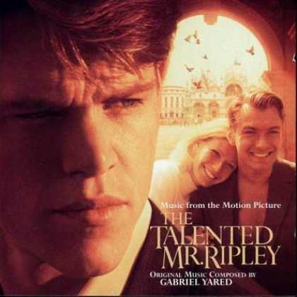Soundtracks - The Talented Mr. Ripley