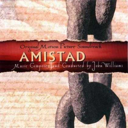 Soundtracks - Amistad Soundtrack