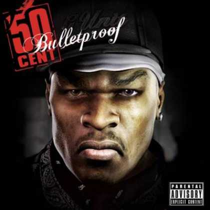 Soundtracks - 50 Cent - Bulletproof