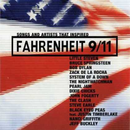Soundtracks - VA - Fahrenheit 9/11 - Songs And Artists That ...