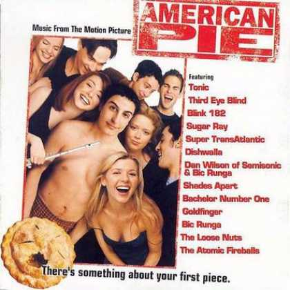 Soundtracks - American Pie 1 Soundtrack