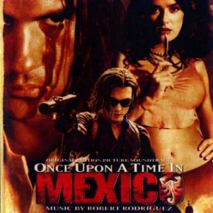 Soundtracks - Once Upon A Time In Mexico Soundtrack