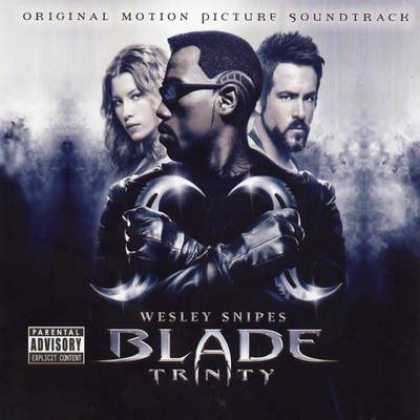 Soundtracks - Blade Trinity