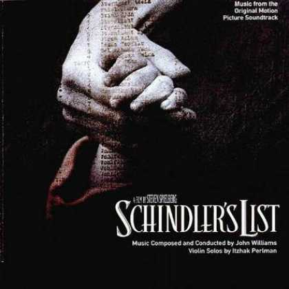 Soundtracks - Schindler's List