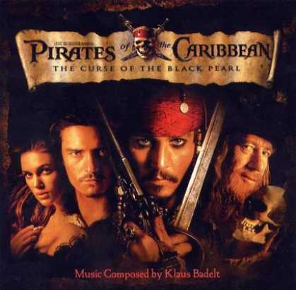 Soundtracks - Pirates Of The Caribbean