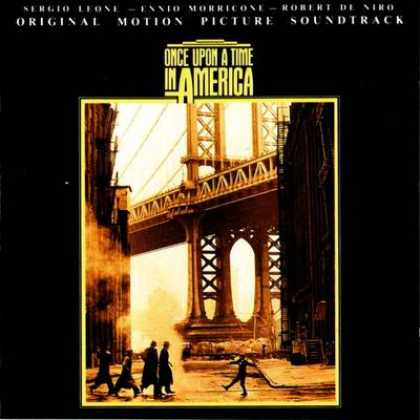 Soundtracks - Once Upon A Time In America Soundtrack