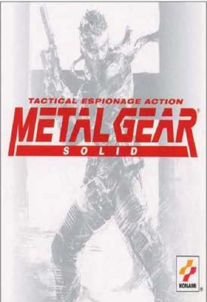 Soundtracks - Metal Gear Solid OST