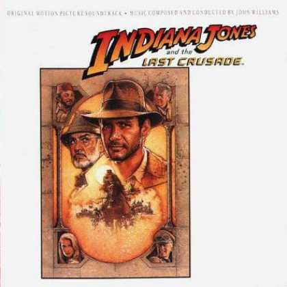 Soundtracks - Indiana Jones And The Last Crusade Soundtrack