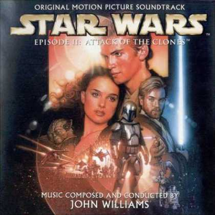 Soundtracks - Star Wars Episodio 2
