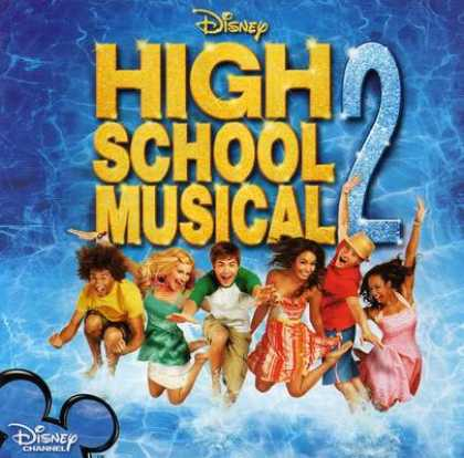 Soundtracks - High School Musical 2