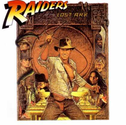 Soundtracks - Raiders Of The Lost Ark