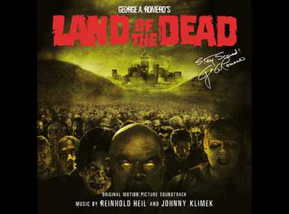 Soundtracks - Land Of The Dead Soundtrack