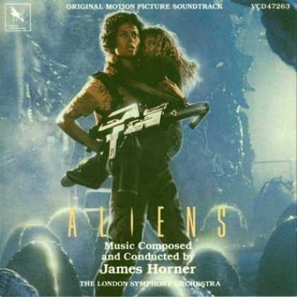 Soundtracks - Aliens
