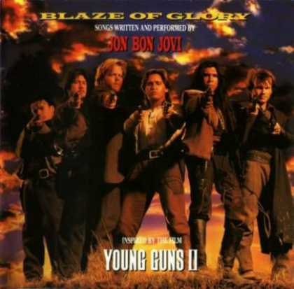Soundtracks - Bon Jovi - Blaze Of Glory: Young Guns II