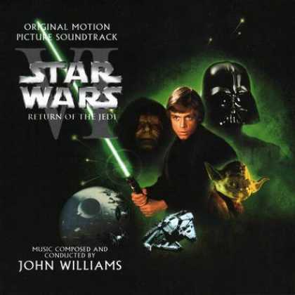 Soundtracks - Star Wars - Episode VI