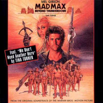 Soundtracks - Mad Max - Beyond Thunder Dome
