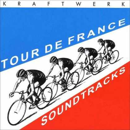 Soundtracks - Kraftwerk - Tour De France Soundtracks