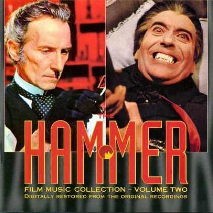 Soundtracks - The Hammer Film Music Collection Vol. 2