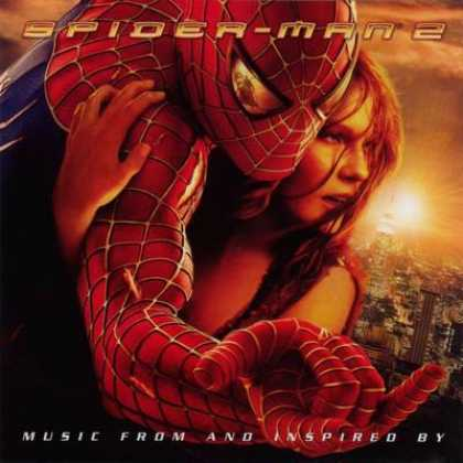 Soundtracks - Spider - Man 2 Soundtrack