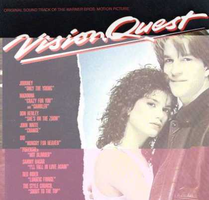 Soundtracks - Vision Quest