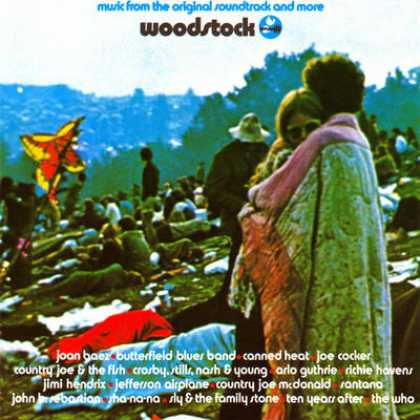 Soundtracks - Woodstock - Music From The Original Soundtrack