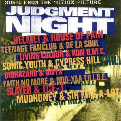 Soundtracks - Judgment Night Soundtrack