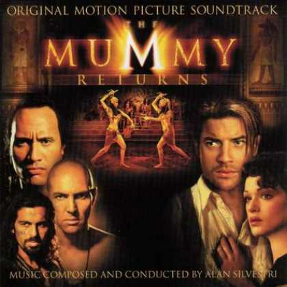 Soundtracks - The Mummy Returns