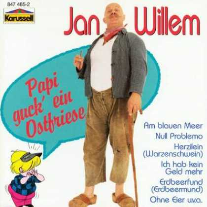 Soundtracks - Jan Willem Papi Guck Mal Ein Ostfriese