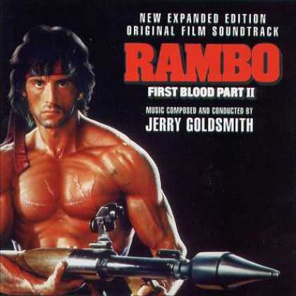 Soundtracks - Rambo - First Blood Part II