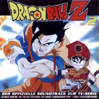 Soundtracks - Dragonball Z Vol. 02