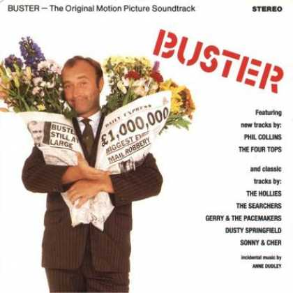 Soundtracks - Buster Soundtrack