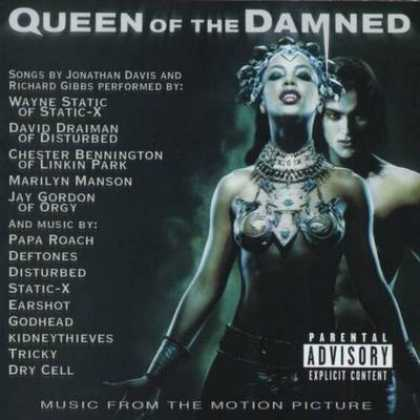Soundtracks - Queen Of The Damned Soundtrack