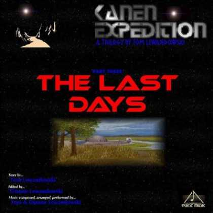 Soundtracks - The Kanen Expedition - Pt 3:The Last Days (Cus...