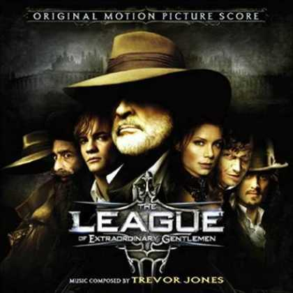 Soundtracks - The League Of Extraordinay Gentlemen