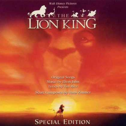 Soundtracks - The Lion King Soundtrack - Special Edition