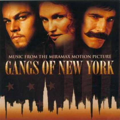Soundtracks - Gangs Of New York Soundtrack