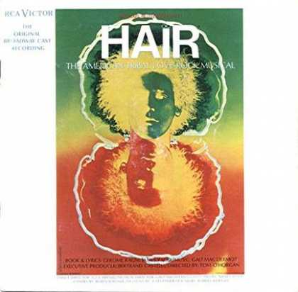 Soundtracks - Hair - The Original Broadway Cast Recording
