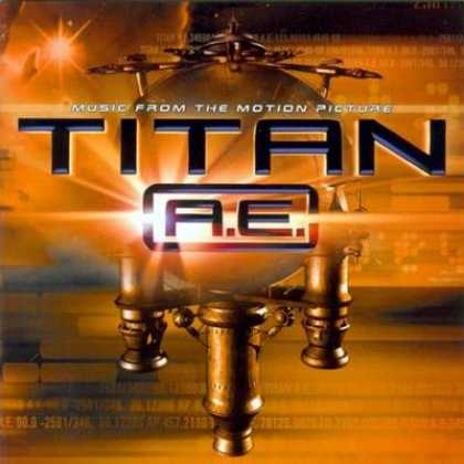 Soundtracks - Titan A.E.