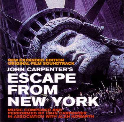 Soundtracks - Escape From New York EE