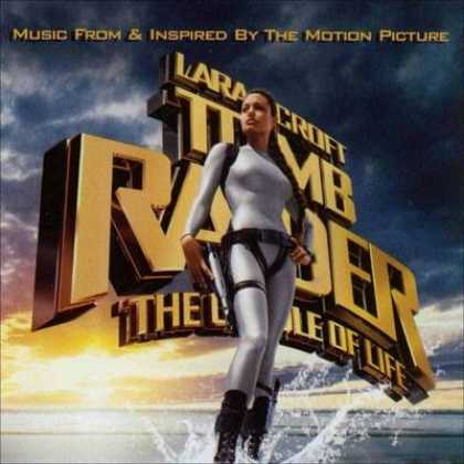 Soundtracks - Tomb Raider The Cradle Of Life - Soundtrack