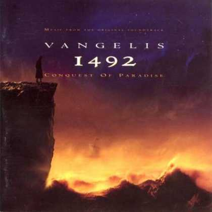 Soundtracks - Vangelis 1492 Conquest Of Paradise - Soundtrack