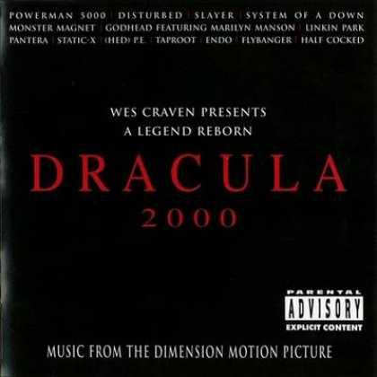 Soundtracks - Dracula 2000